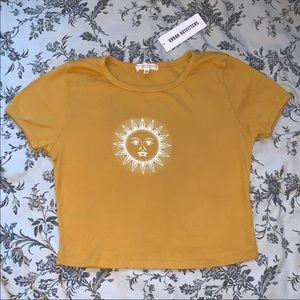 UO Truly Madly Deeply Sun Baby Tee
